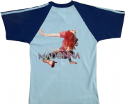CONFESSIONS TOUR - BLUE  T-SHIRT